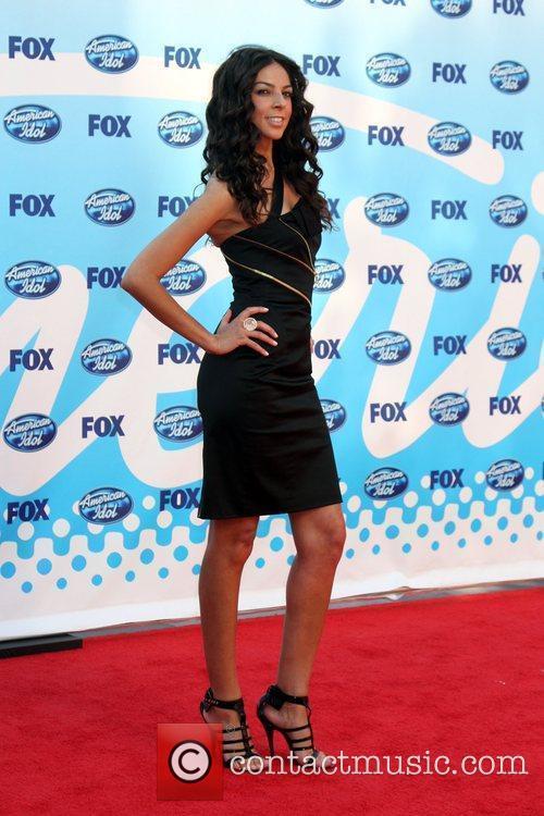 Teri Seymour and American Idol 1