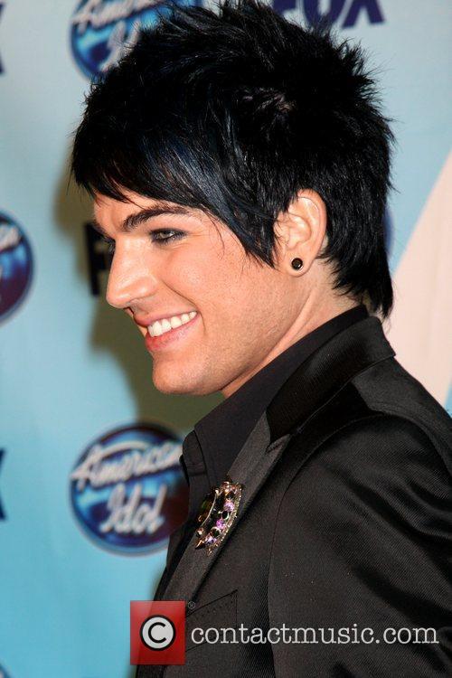 Adam Lambert and American Idol 1