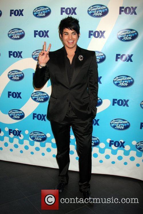 Adam Lambert and American Idol 5
