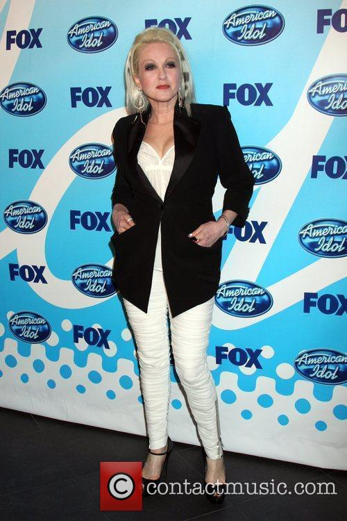Cyndi Lauper and American Idol 5