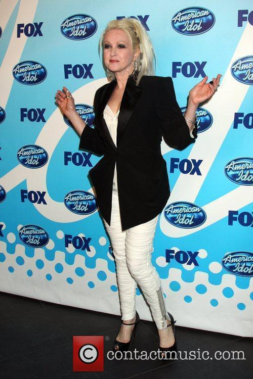 Cyndi Lauper and American Idol 3