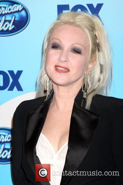 Cyndi Lauper and American Idol 2
