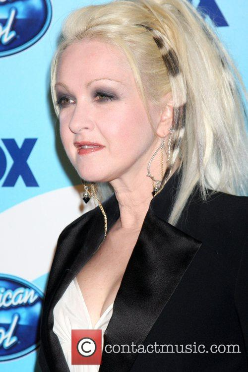 Cyndi Lauper and American Idol 4