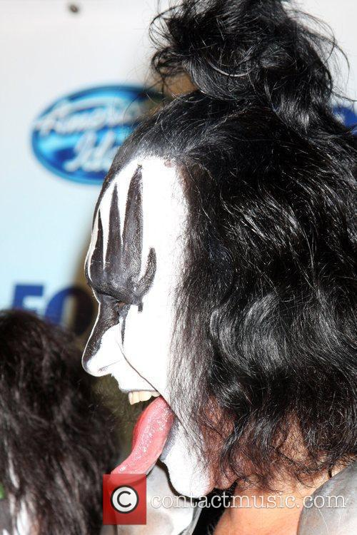 Gene Simmons and American Idol 3