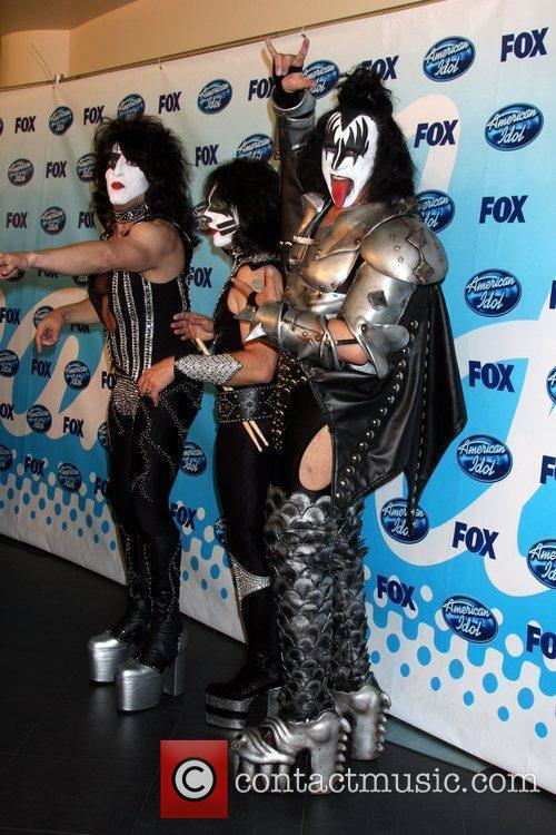 Gene Simmons and American Idol 2