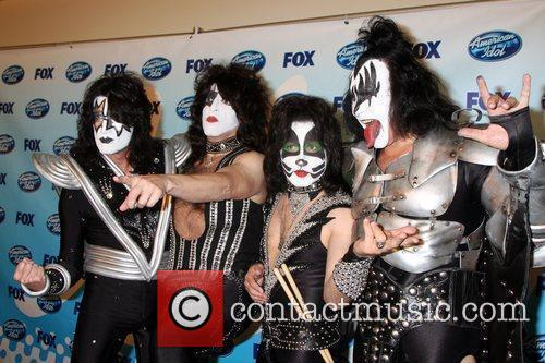 Gene Simmons and American Idol 4