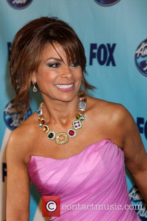 Paula Abdul and American Idol 2