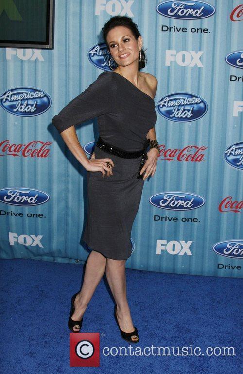 American Idol Judge Kara DioGuardi American Idol's 'The...