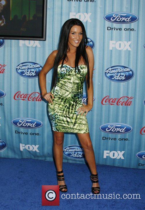 Katrina Darrell American Idol's 'The Top 12 Party'...