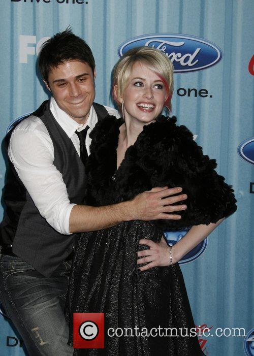 Kris Allen and Alexis Grace American Idol's 'The...