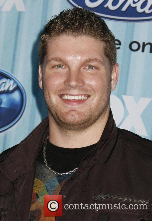 Michael Sarver American Idol's 'The Top 12 Party'...