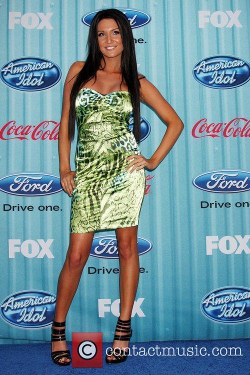 Katrina Darrell, aka Bikini Girl American Idol's 'The...