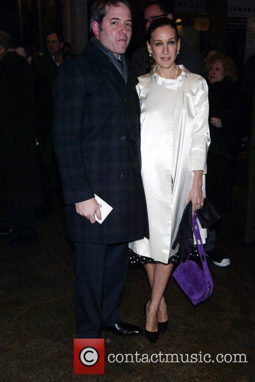 Matthew Broderick and Sarah Jessica Parker 6