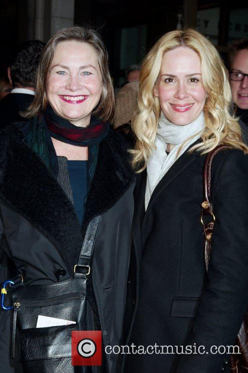 Cherry Jones and Sarah Paulson 2