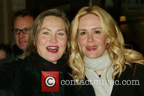 Cherry Jones and Sarah Paulson 1