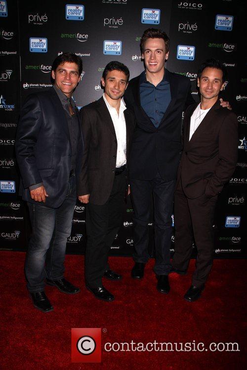 Las Vegas Jersey Boys Reality Cares Ameriface benefit...