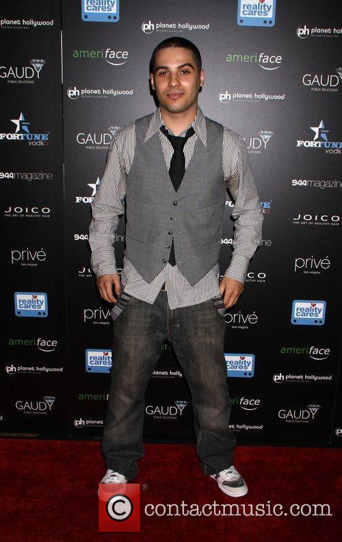 Mihran Reality Cares Ameriface benefit held at Planet...