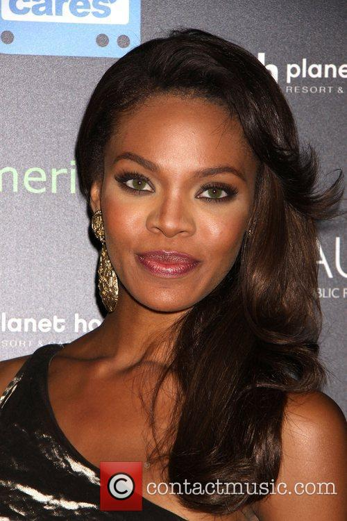 Miss USA 2008 Crystle Stewart Reality Cares Ameriface...