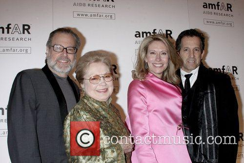 Howard Rachofsky, Dr. Mathilde Krim, Ph.D, Cindy Rachofsky...