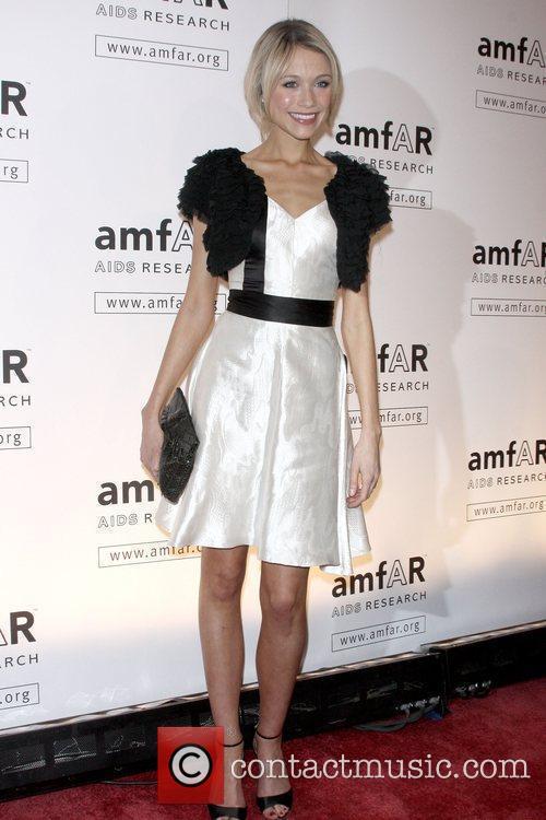 Katrina Bowden amfAR New York Gala to Kick...