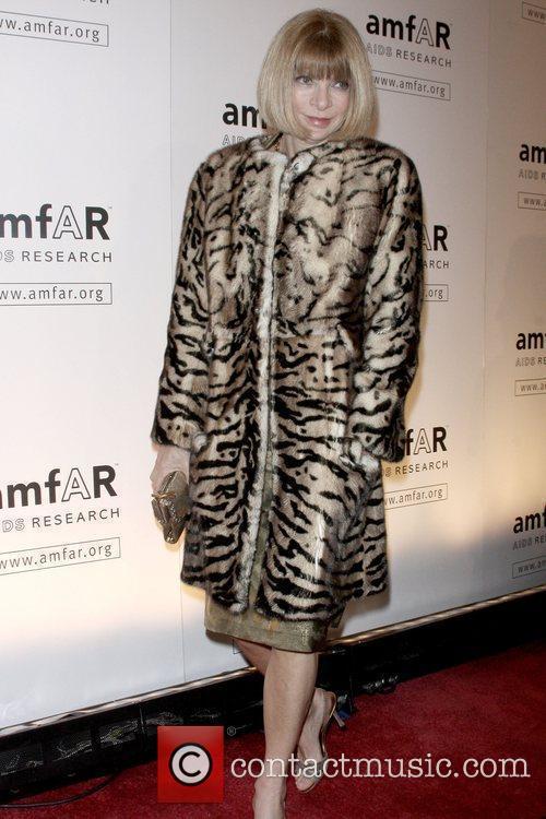 Anna Wintour amfAR New York Gala to Kick...
