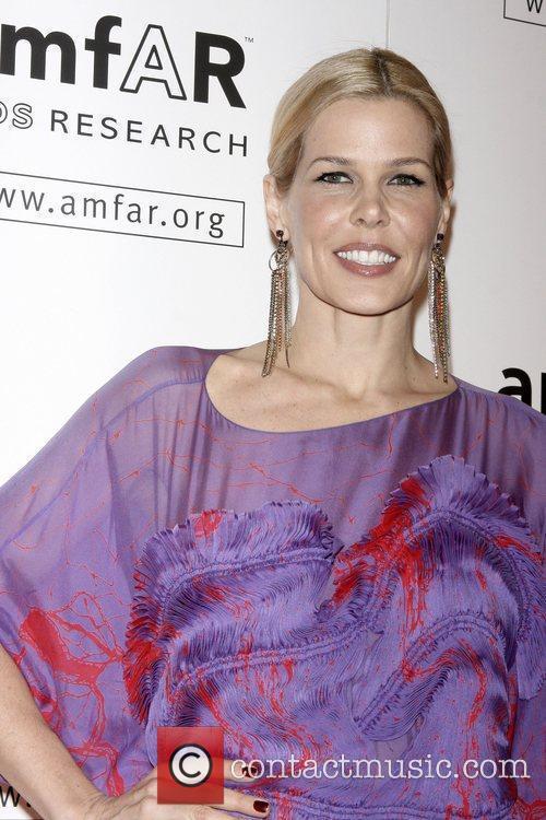 Mary Alice Stevenson amfAR New York Gala to...
