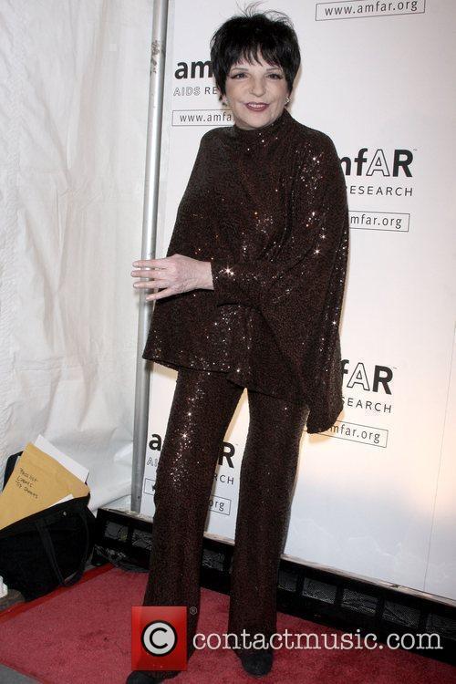 Liza Minnelli amfAR New York Gala to Kick...
