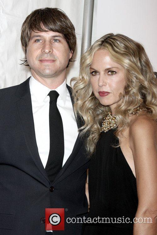 Rodger Berman and Rachel Zoe amfAR New York...