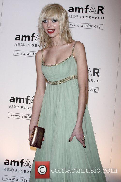 Taylor Momsen amfAR New York Gala to Kick...