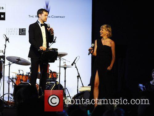 Joshua Jackson and Sharon Stone 3