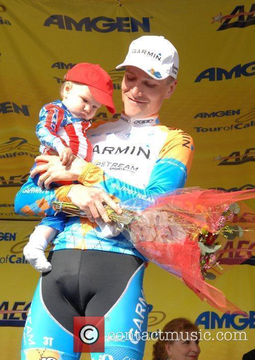 David Zabriskie Stage 6 of the Amgen Tour...