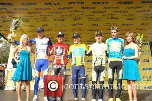 Levi Leipheimer wins Stage 6 of the Amgen...