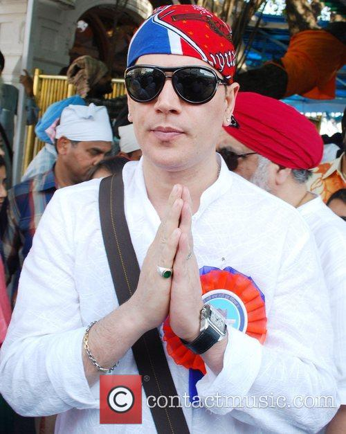 Bollywood Actor Aditya Pancholi  on his way...