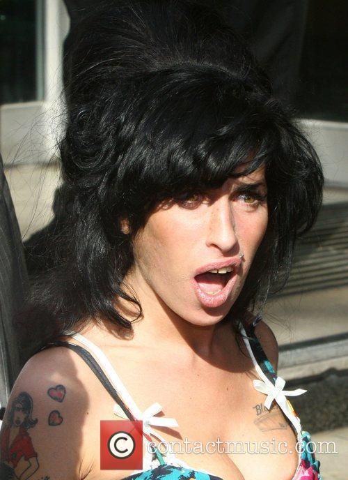 Amy Winehouse, End of Summer Ball 2009