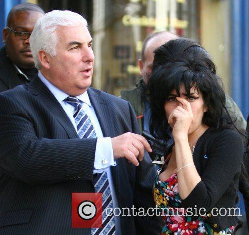 Amy Winehouse and Mitch Winehouse 4