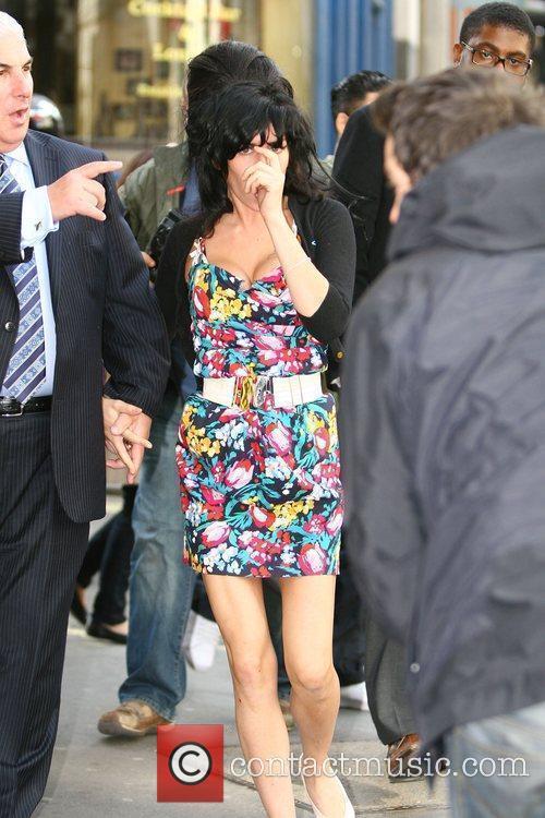Amy Winehouse and Mitch Winehouse 11