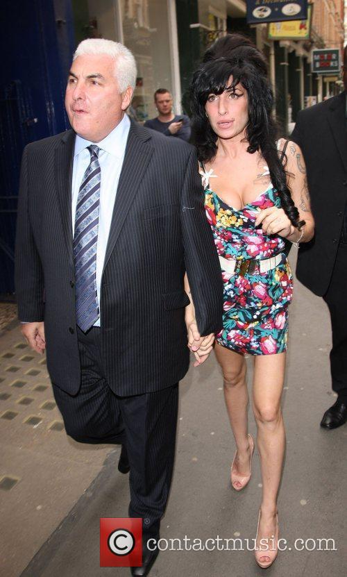 Mitch and Amy Winehouse