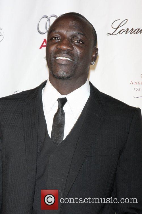 Akon Gabrielle's Gala Benefitting Gabrielle's Angel Foundation for...