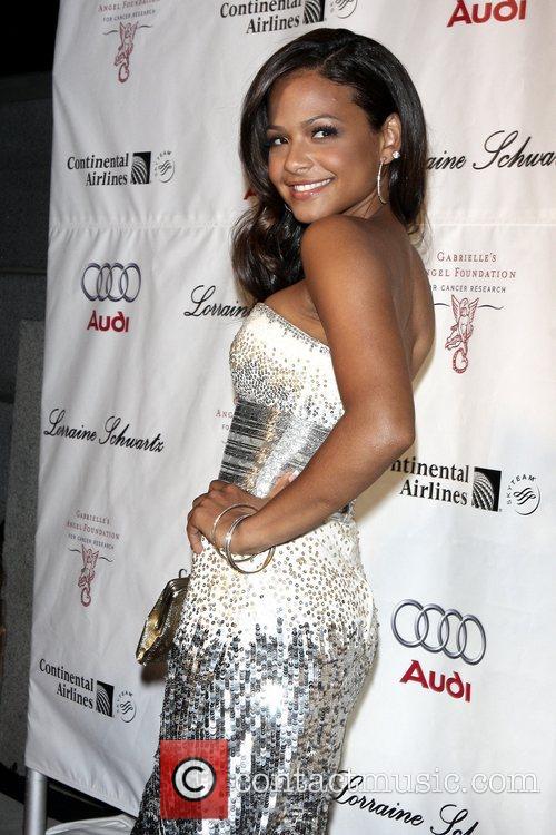 Christina Milian Gabrielle's Gala Benefitting Gabrielle's Angel Foundation...