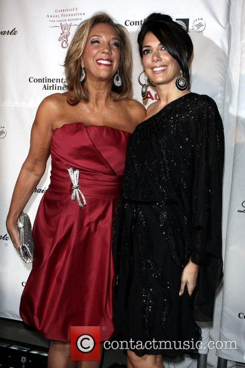 Denise Rich and Daniella Rich Kilstock Gabrielle's Gala...