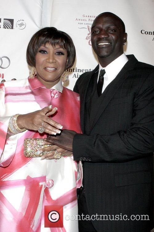 Patti Labelle and Akon 2