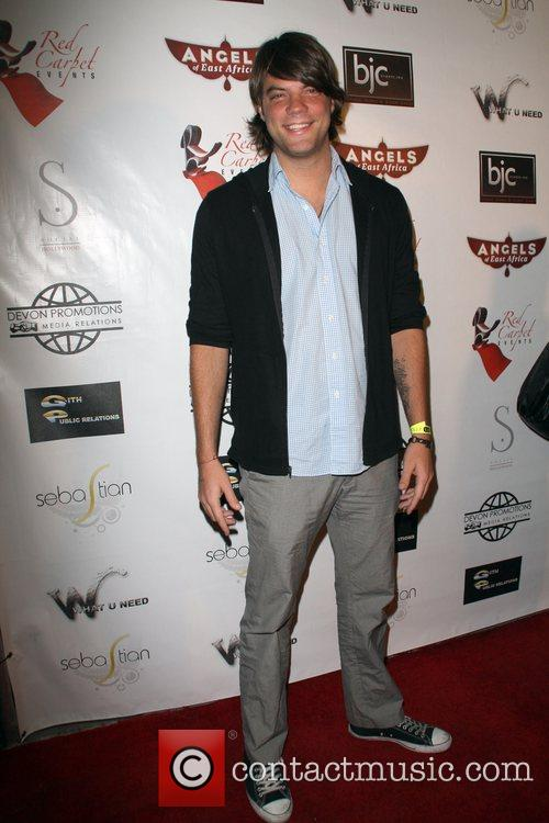 Brian Drolet Angels of East Africa Celebrity Charity...