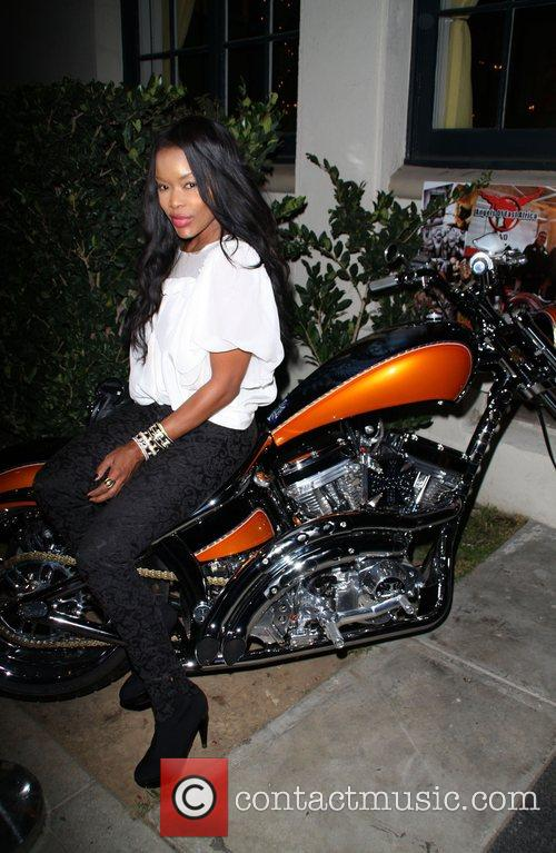 Golden Brooks Angels of East Africa Celebrity Charity...