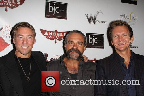 Guest, Sam Childers and Sebastian Roche Angels of...
