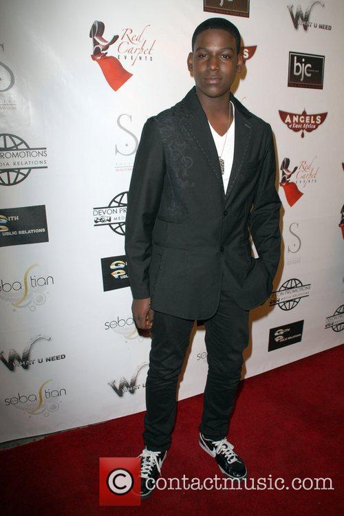 Kofi Siriboe Angels of East Africa Celebrity Charity...