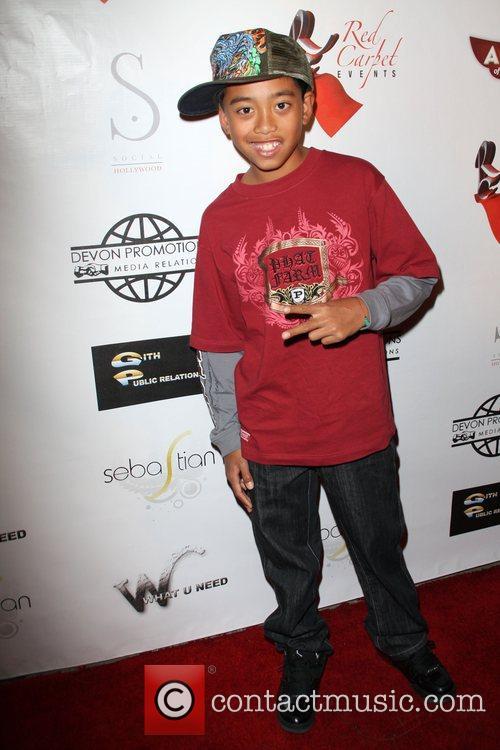 Little Jordan Angels of East Africa Celebrity Charity...