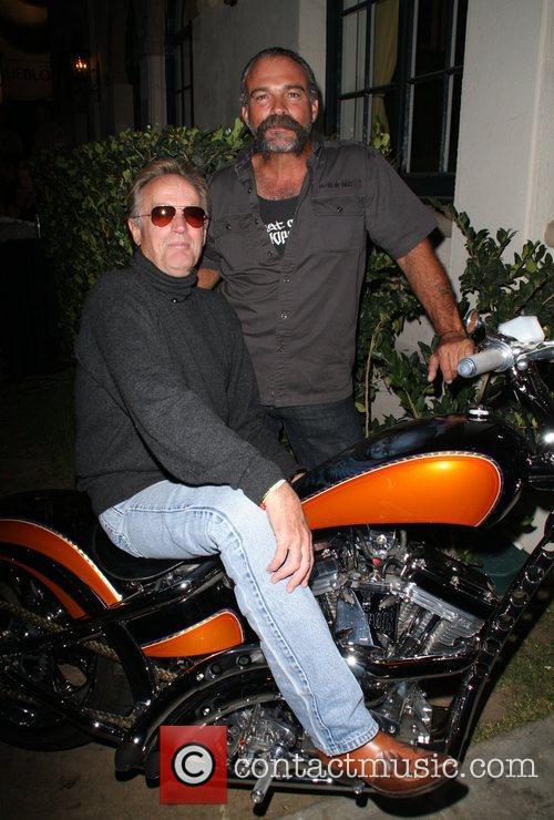 Peter Fonda and Sam Childers Angels of East...