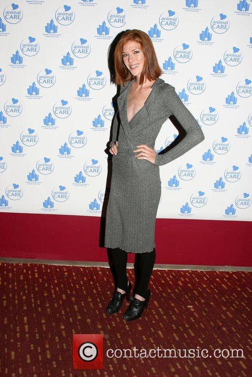 Annabel Vartanian at the Animal Care and Control's...