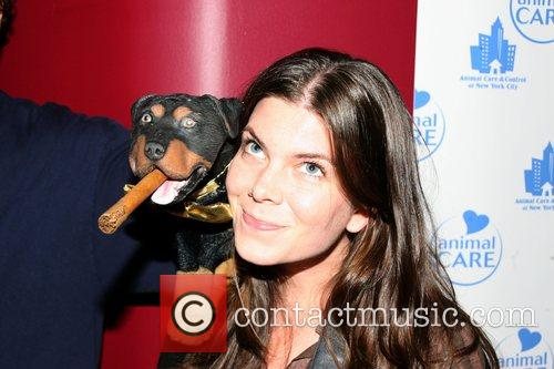 Triumph the Insult Comic Dog and Duffy Marie-Arnoult...