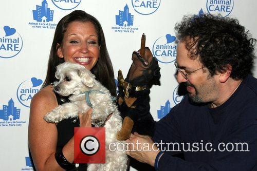 Triumph the Insult Comic Dog, Wendy Diamond and...